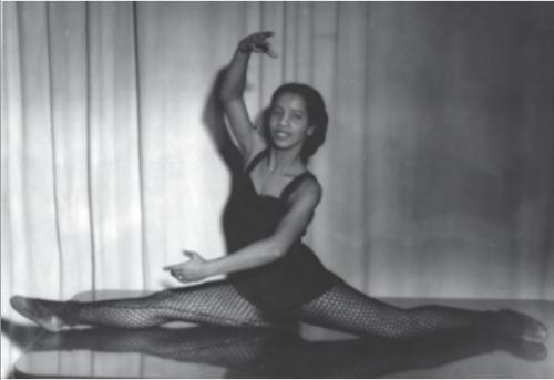 mercedes bailarina