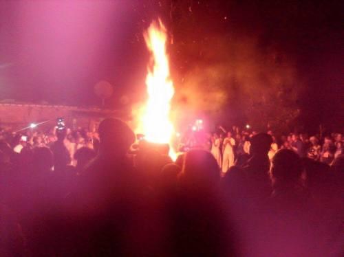 fogueira quilombo 16 de maio 2015