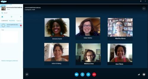Conversa Skype