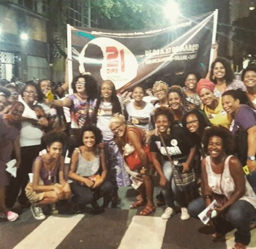 #8M - Mulheres Negras