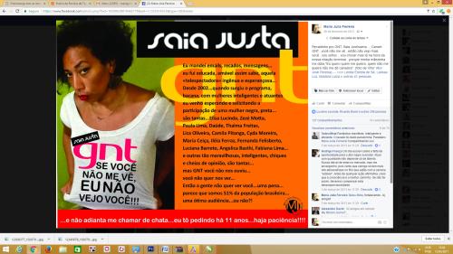 Maria Julia Ferreira - GNT