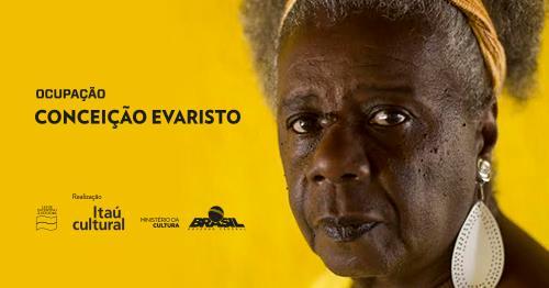 Folder Ocupação Conceição Evaristo